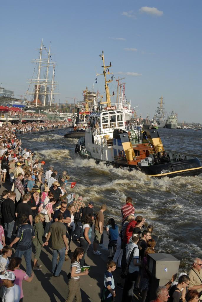 Happy Birthday, Hamburger Hafen!