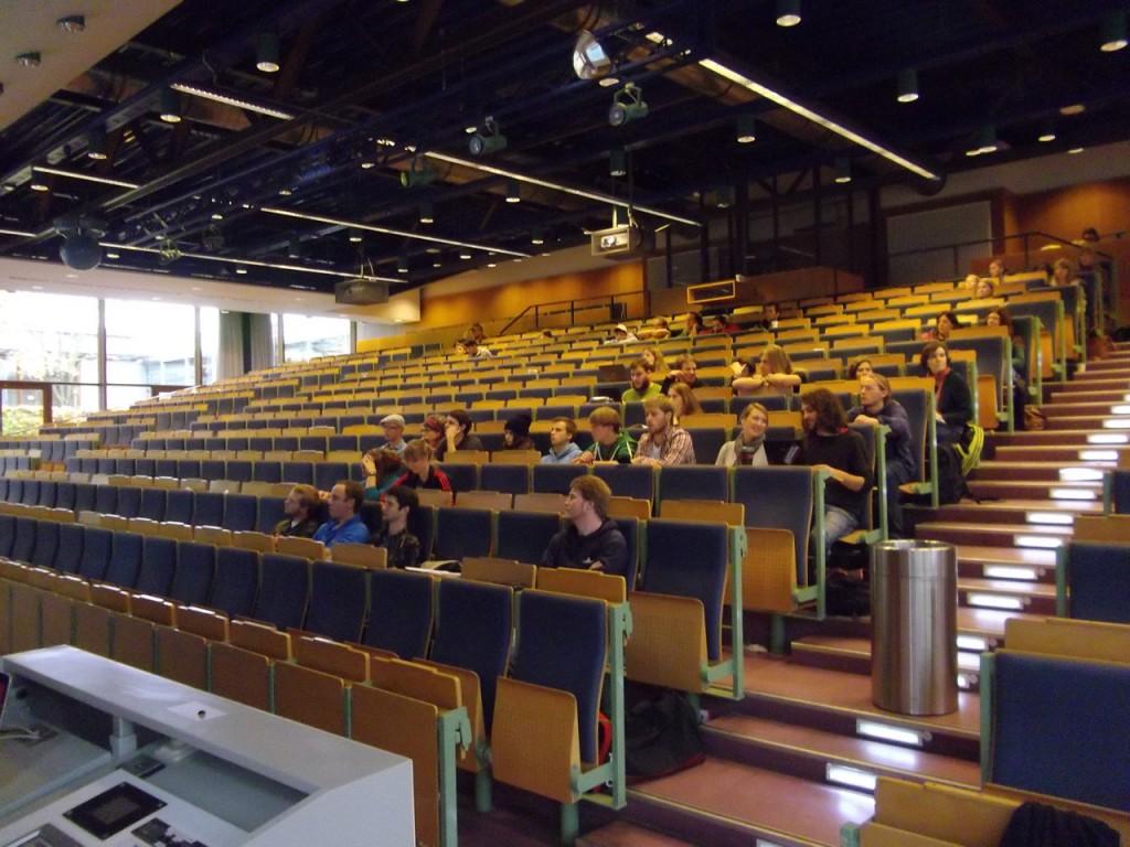 Vollversammlung – Wo sind die Studierenden?