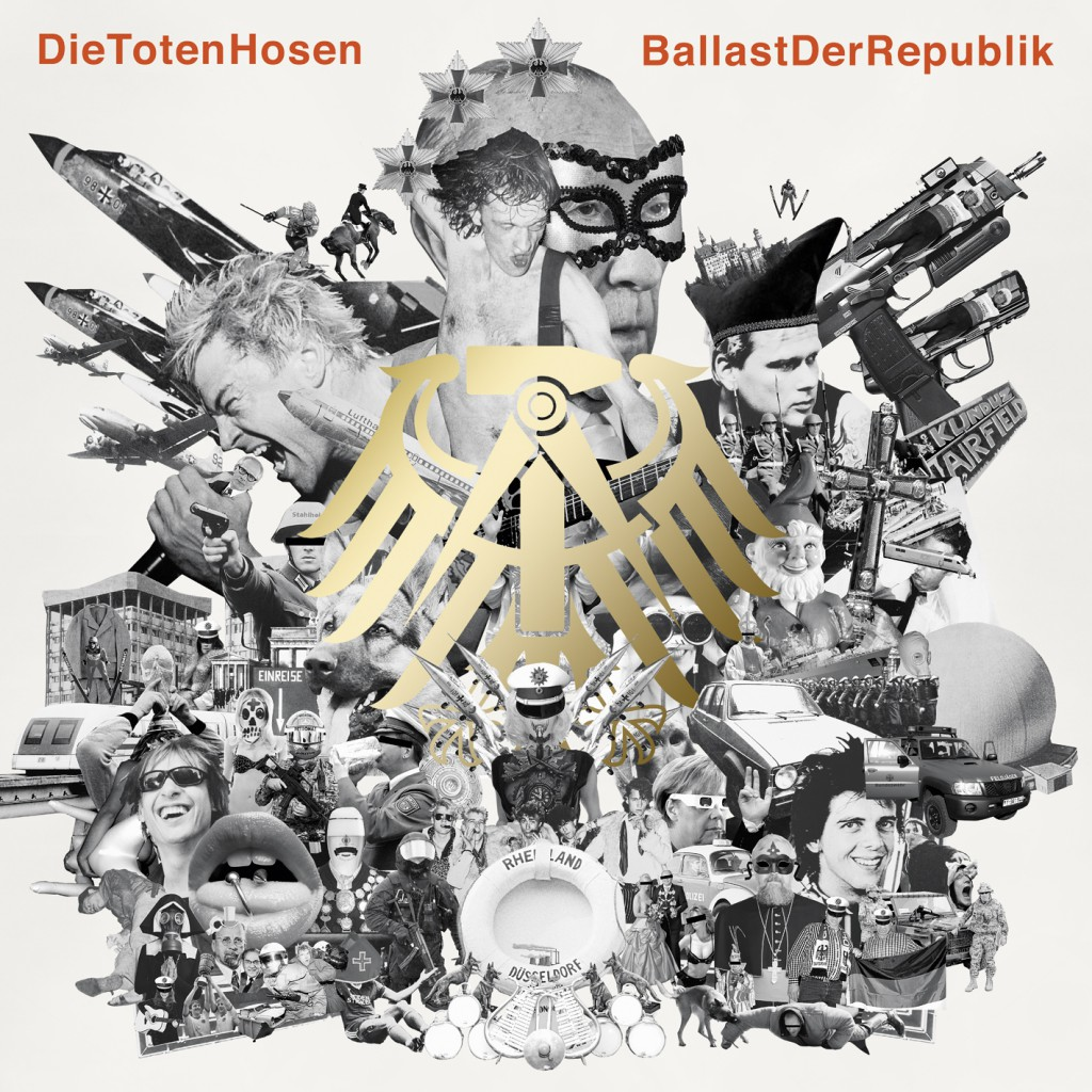 """Die Toten Hosen live: """"Wir sind noch keine 60 und auch nicht nah dran!"""" – Krach der Republik-Tour"""