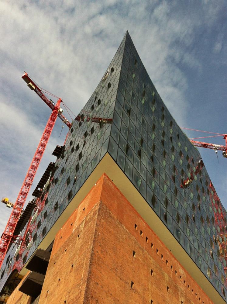 Die Hamburger Hafencity – Die Entstehung eines neuen Stadtteils