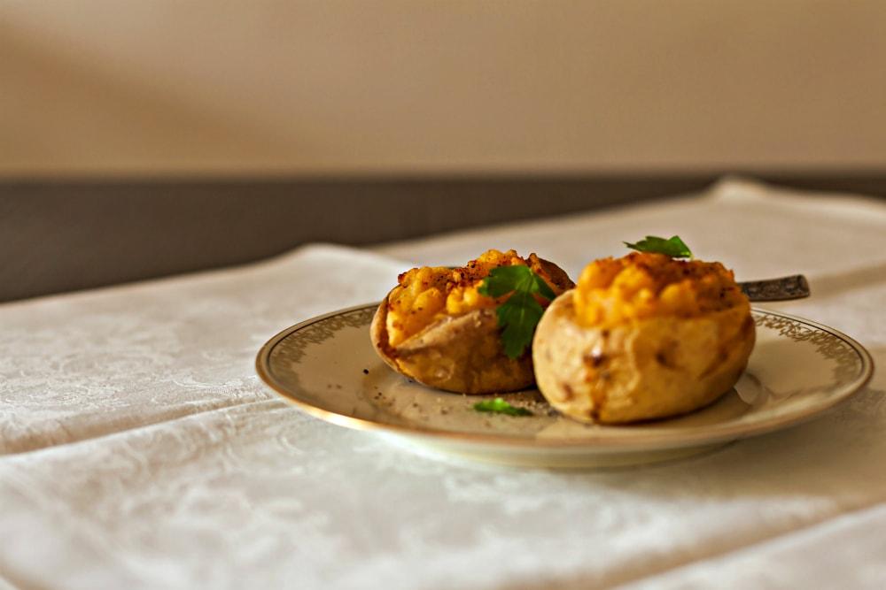 Doppelt gebackene Ofenkartoffeln – wenig Aufwand, große Wirkung!