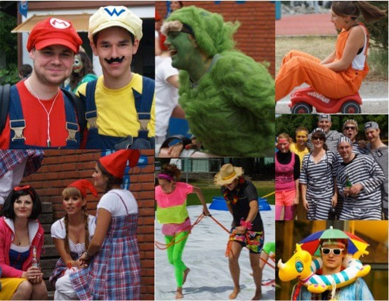 Der Campus wird bunt: AStA-Sommerfest meets Hochschulsportfest
