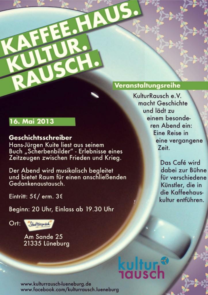Kaffee.Haus.Kultur.Rausch – Geschichtsschreiber