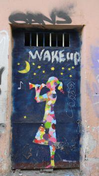 Austellung: Streetart – mehr als Farbe an einer Hauswand