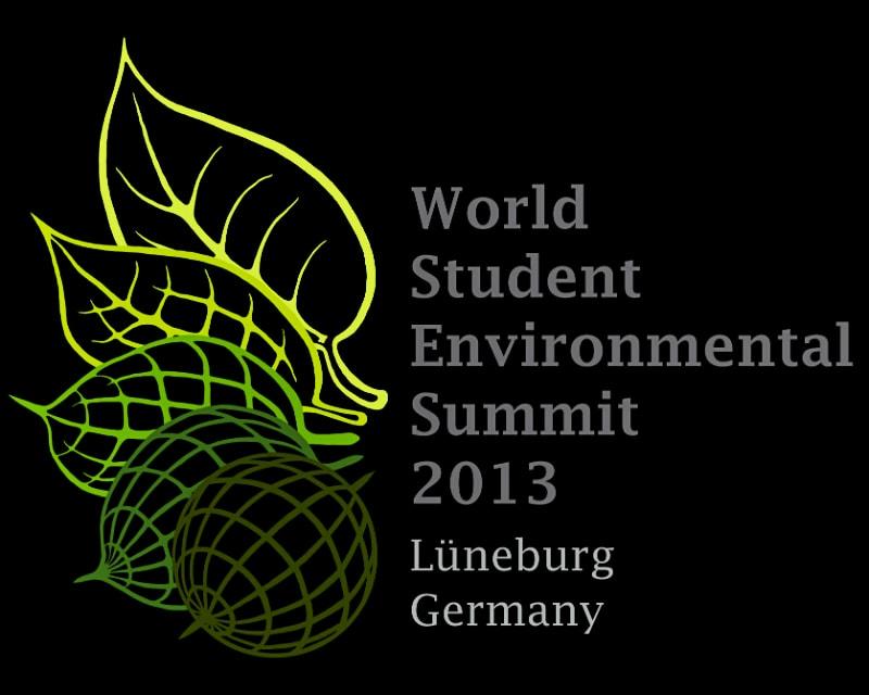 Sprachrohr für eine internationale nachhaltige Studierendenschaft: World Student Environmental Summit 2013 in Lüneburg
