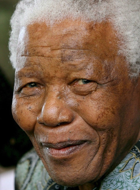 Nelson Mandela: Ikone einer Nation