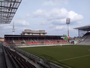 Diesjähriger Veranstaltungsort-St Pauli Stadion Hamburg/(c)Velvet Ventures GmbH
