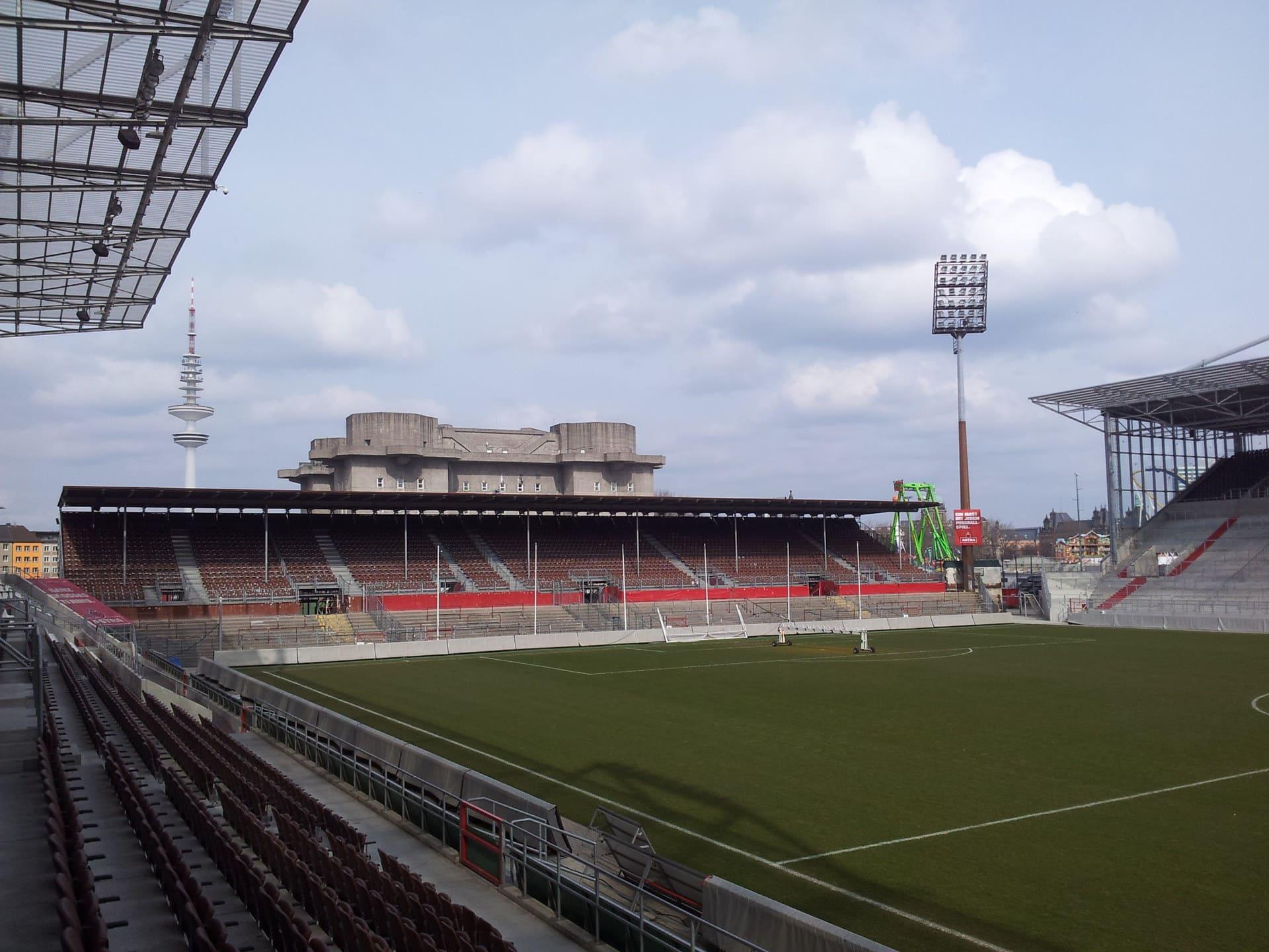 Diesjähriger Veranstaltungsort-St Pauli Stadion Hamburg/(CC)Velvet Ventures GmbH