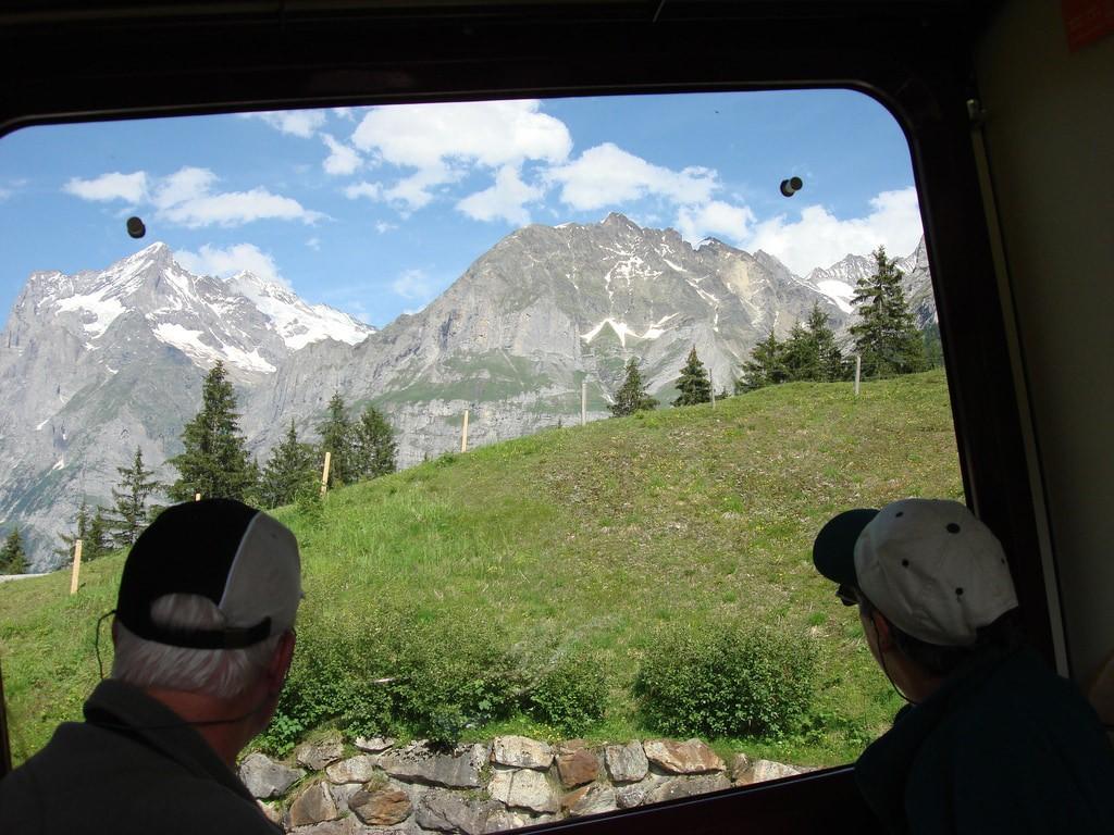 Vom Reisen auf Gleisen