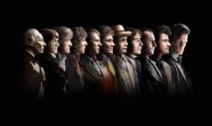 THE ELEVEN DOCTORS - alle Doctor Whos auf einen Blick / © BBC 2013; BBC America