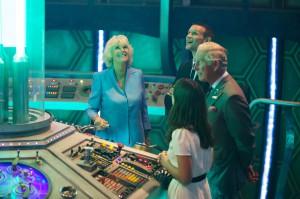 """Auch die Royals sind große Fans der Serie und besuchen die """"Doctor Who Experience"""" in Cardiff. © Simon Ridgway 2013"""