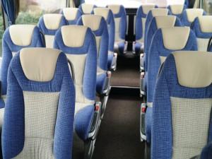 FlixBus Bus Innenansicht / (c) Foto: Flixbus GmbH