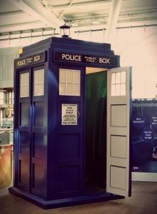 Die TARDIS / (CC) Foto: givingnot@rocketmail.com/Flickr