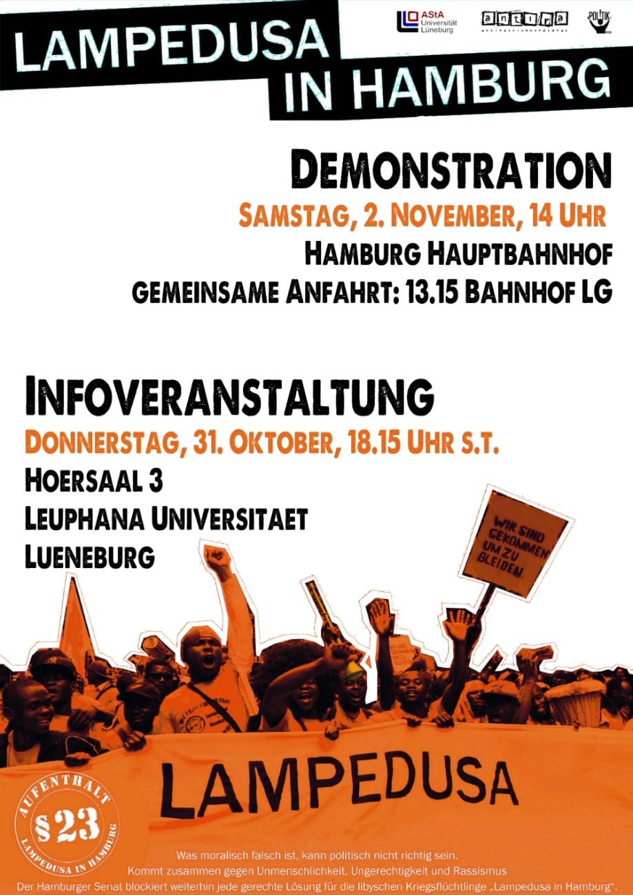 (c) Antira & Politikreferat des AStA Lüneburg