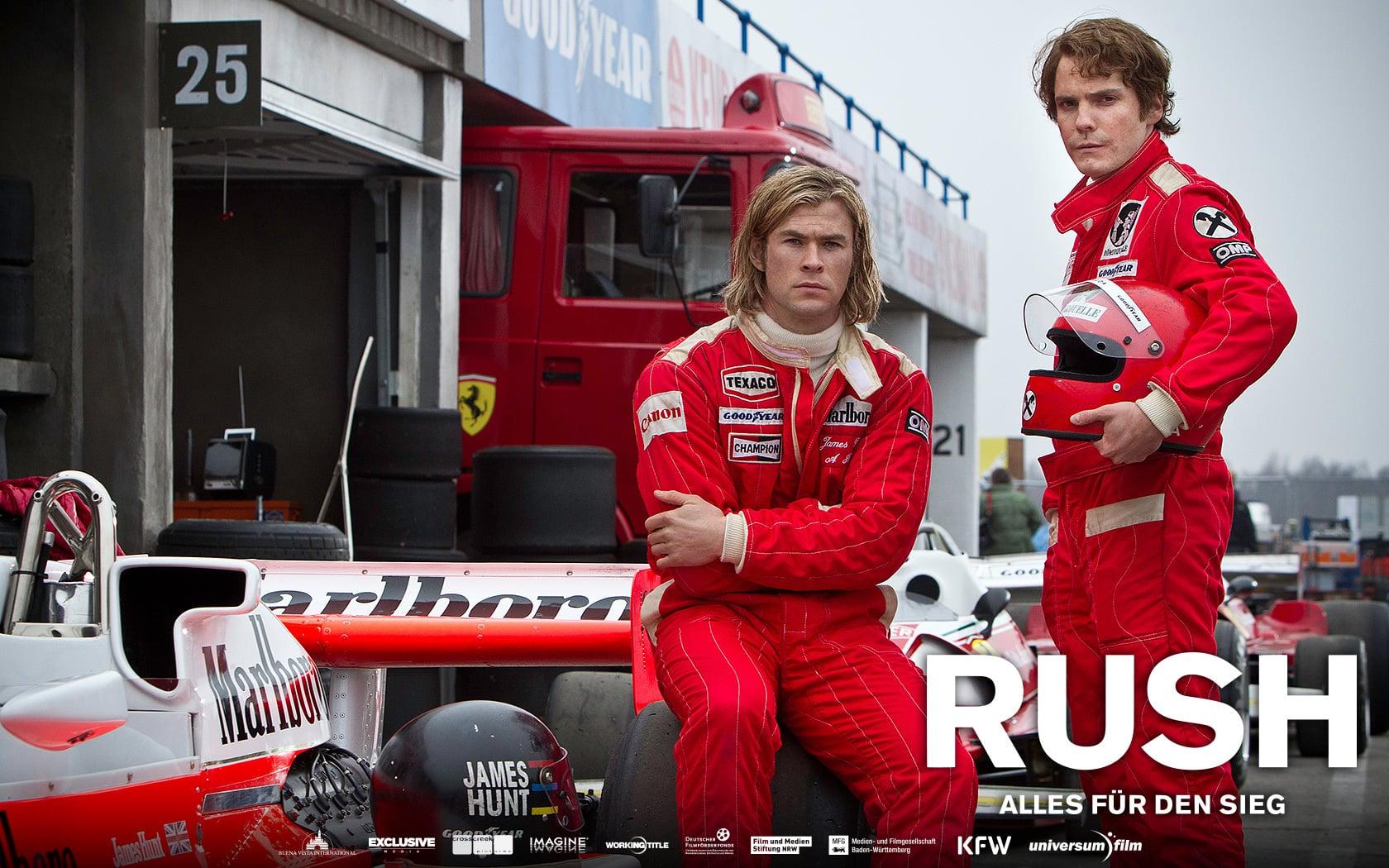 Das Bild zum Film Rush/ (c) Foto: Universal Studios