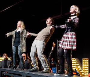 Rent, die letzte Musicalproduktion des Theater Lüneburg / (c) Foto: Theater Lüneburg