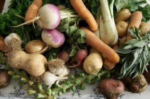 Gemüse  / (CC) Foto: Charles Smith/Flickr