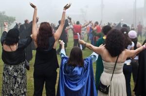 International: Ein heidnisches Gemeinschaftsritual in Südamerika / (CC) Fernando Gonzaga/Flickr