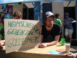 Goldeimer / (CC) Elisa Hantsch