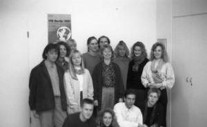 Gruppenfoto der Initiatve 1991