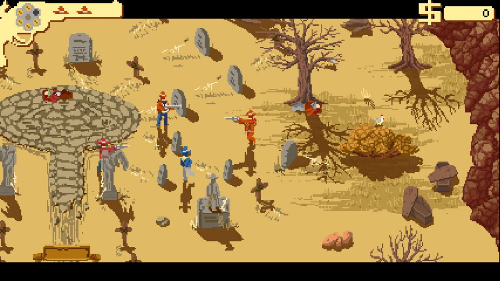 Westerado: Double Barreled – pixeliges Western Open World mit Retrocharme