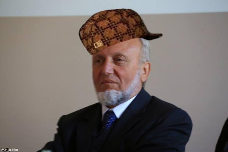 Hans-Werner Sinn: Der alte Mann und die Mär / (C) Jan Gooß