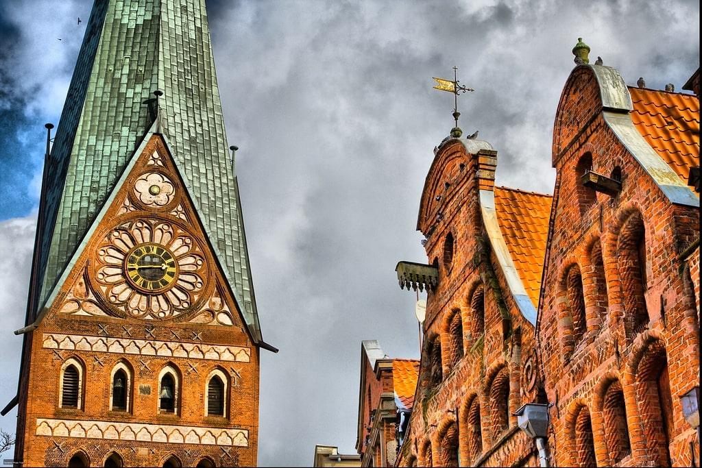 Lüneburg ist doch eigentlich gar nicht so groß / (C) flickr - André Zehetbauer