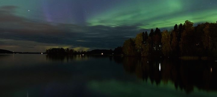 Jan in Lahti, Finnland