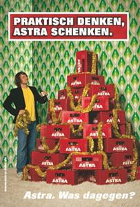 astra weihnachten