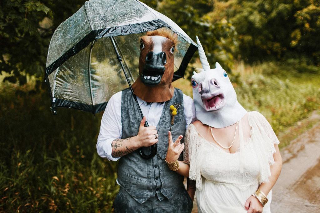 Warum ich jung geheiratet habe
