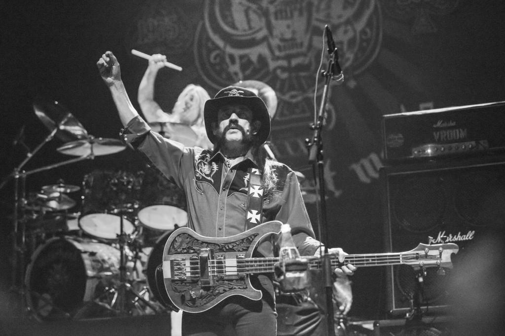 Lemmy, Motörhead und der Tod des Rock? / (C) flickr - Jessica Branstetter