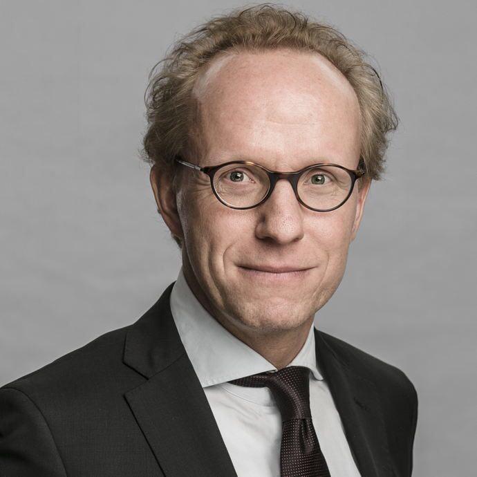 El Presidente Sascha Spoun / (C) Leuphana Universität Lüneburg