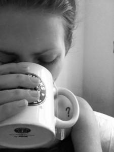 Unsere Autorin fragt sich, wie sie ohne Kaffee wach werden soll. / (c) Laila Samantha Walter