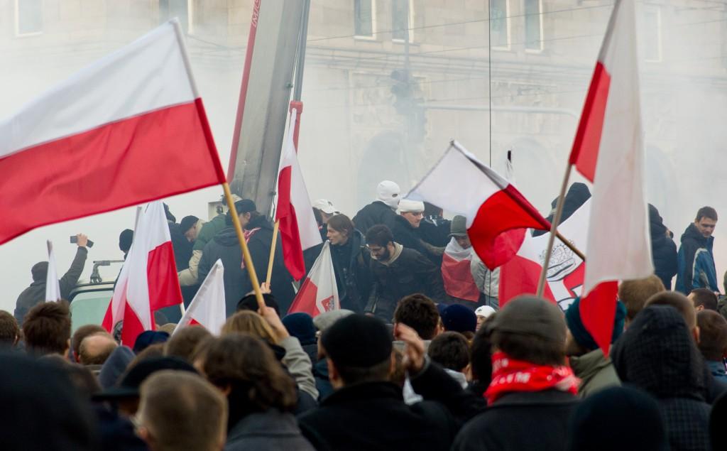 Warschau / (c) Adam Kliczek – zatrzymujeczas.pl