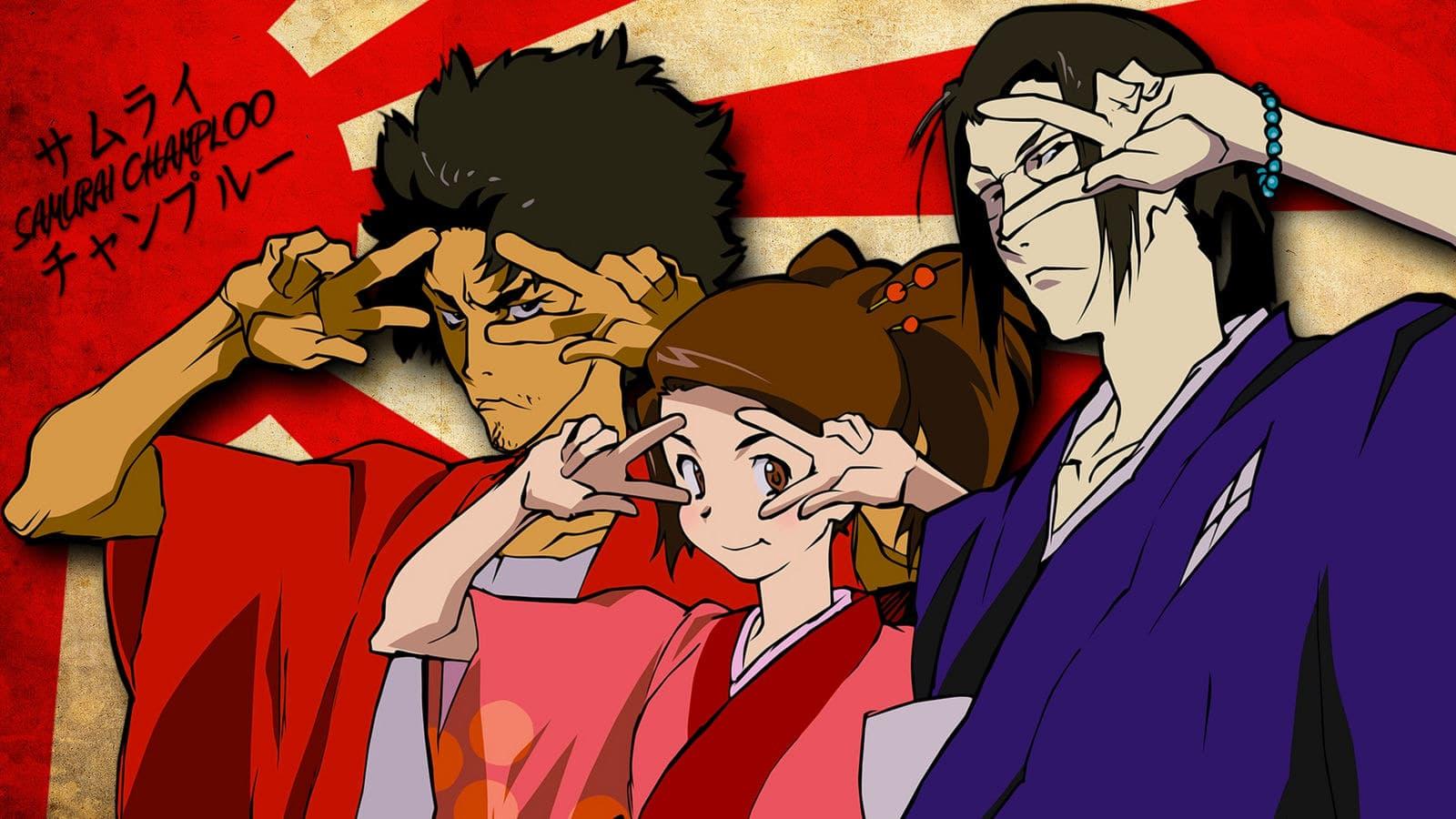 Samurai Champloo / (C) flickr - Net Sama