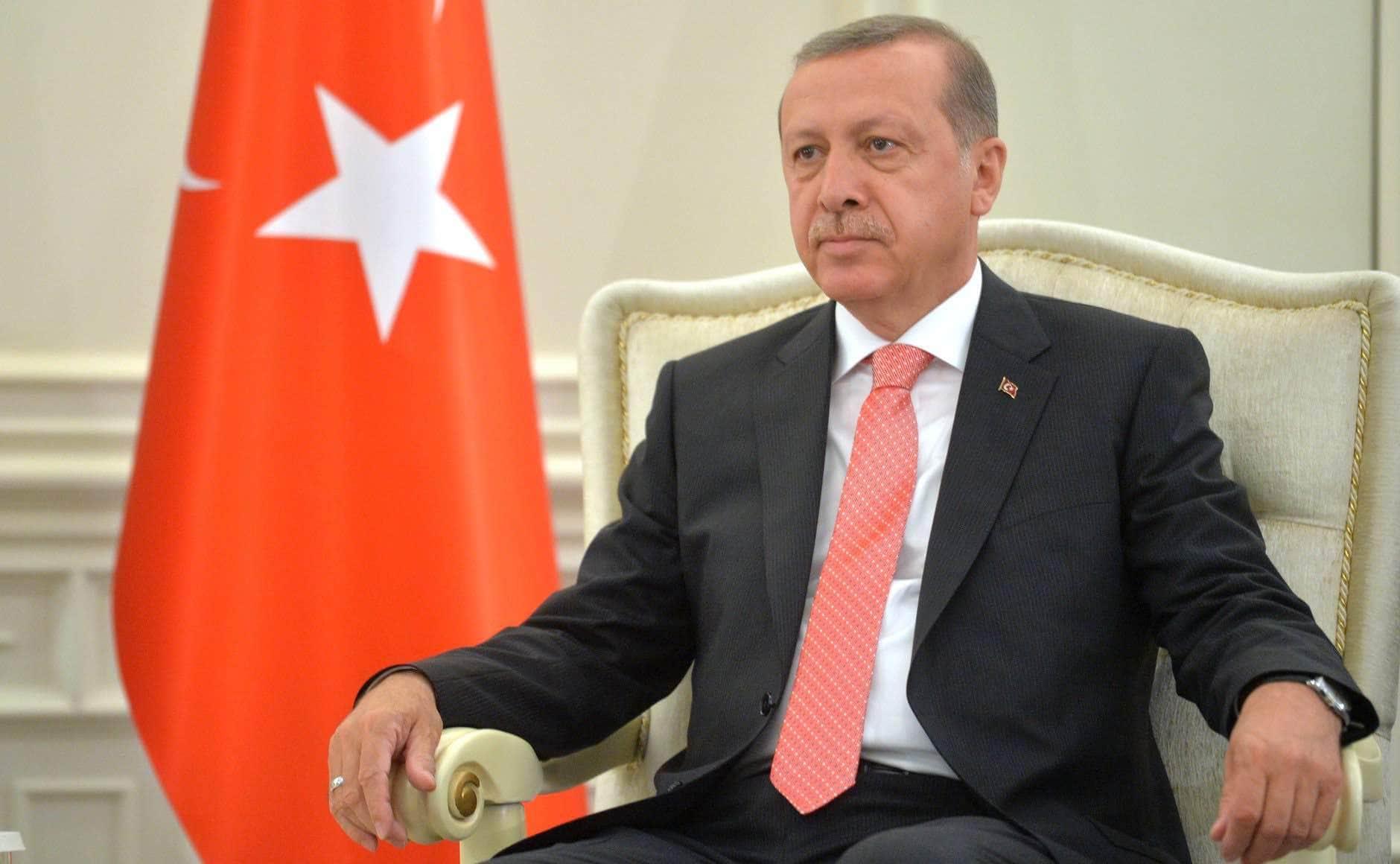 Besuch im Kreml: Erdogan im Juni 2015 / (c) kremlin.ru/events/president/news/49702