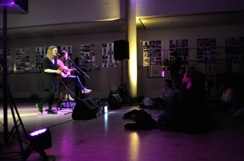 Musik / (C) Jana Wollenberg