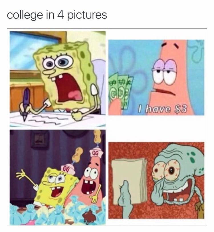 Spongebob is life / (C) imgur - Flecktarn92