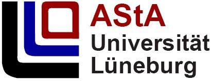 Das AStA-Logo / (C) AStA Universität Lüneburg