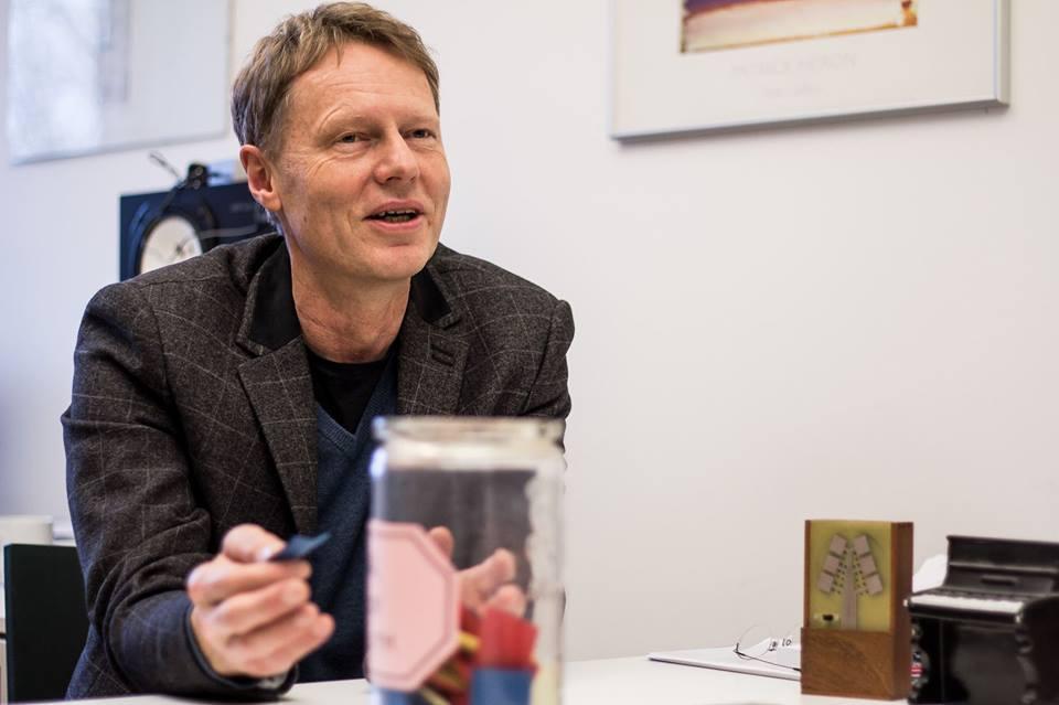 Auf ein Marmeladenglas mit… Prof. Dr. Rolf Großmann
