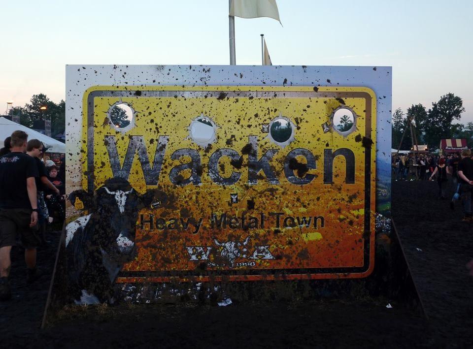 Wacken: wahrlich eine Pilgerstätte für die Anhänger der Schwermetallmusik. / (C) flickr - Maraire