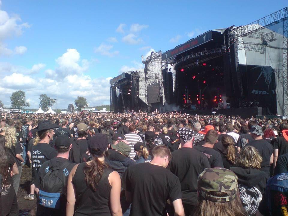 Hier spielen die Besten, die der Metal zu bieten hat. / (C) flickr - Darren Foreman