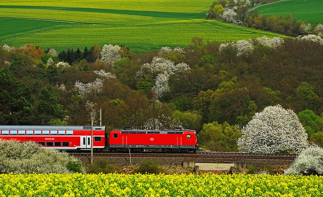 Nicht die Bahn unseres Autors aber sieht doch ganz nett aus oder? / (C) flickr - eLKayPics / Lutz Koch