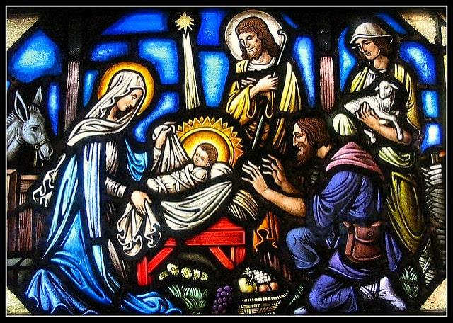 Ein Heiland! O zapft´s! – Eine flüchtige Weihnachtsgeschichte