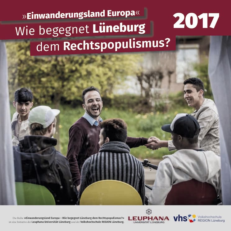 Einwanderungsland Europa – Rechtspopulismus