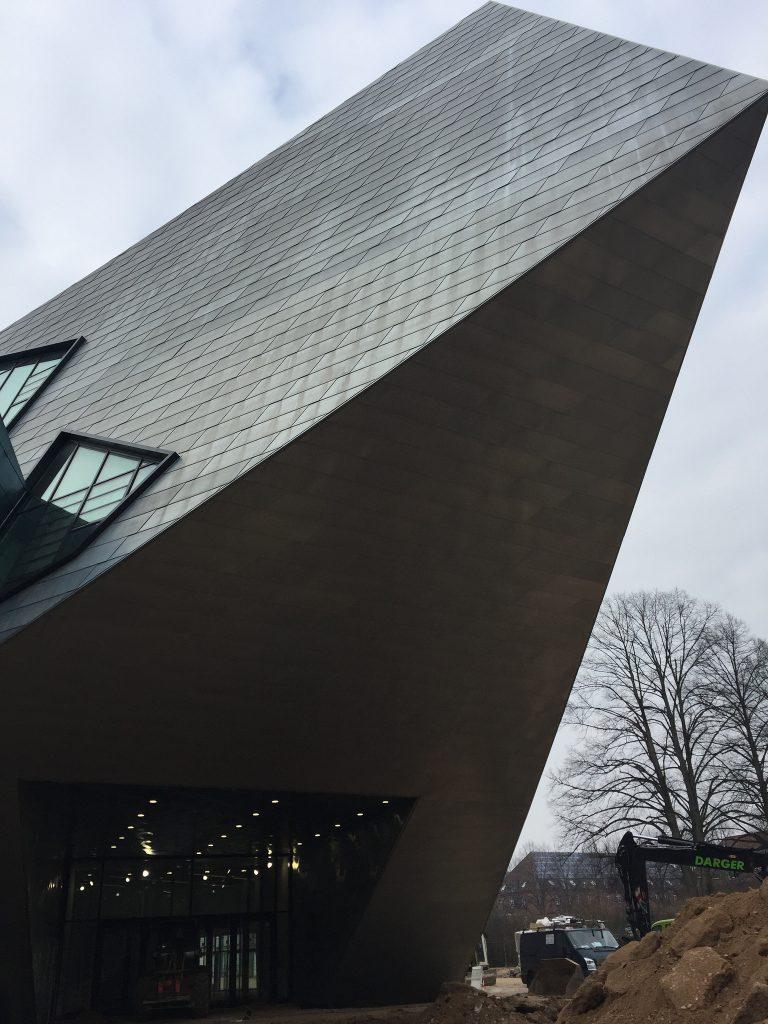 Aktuelles zum Zentralgebäude – AStA-Büro bleibt in Gebäude 9, Libeskind verzichtet auf Lorbeeren