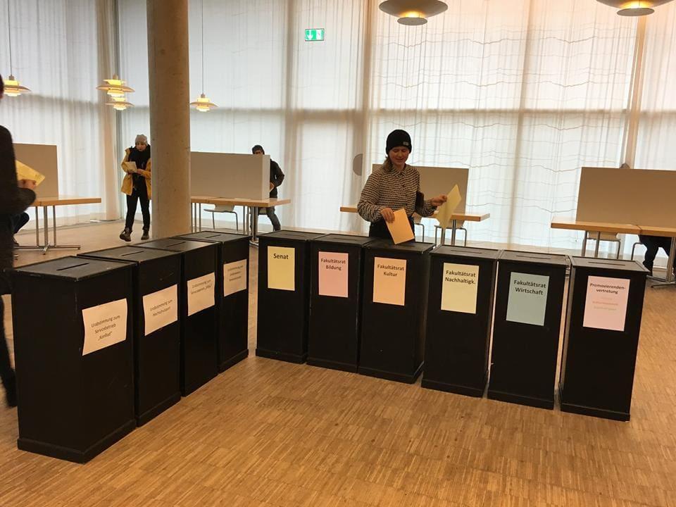 Studentische Wahlergebnisse 2018 – Wer, was, wie?