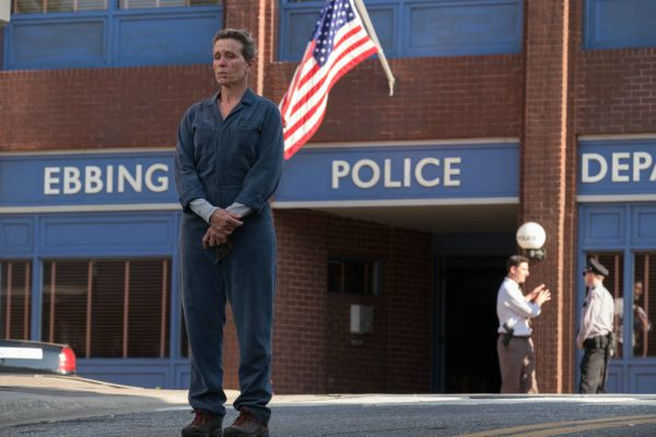Univativ Filmkritik: Three Billboards Outside Ebbing, Missouri