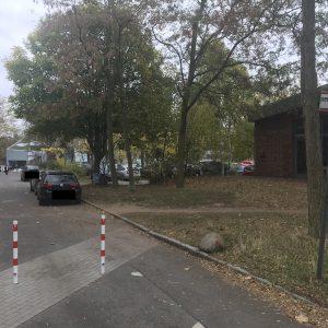 Falschparker auf dem Campus, das wird künftig teuer