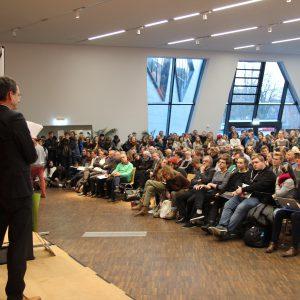 Präsident Sascha Spoun verlässt die Leuphana Universität Lüneburg